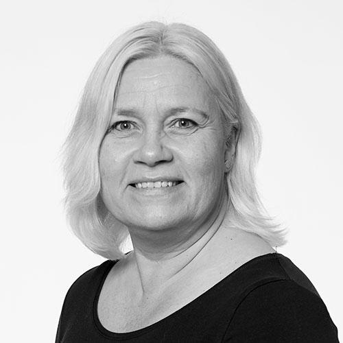Kristin Isaksson : Receptionist / Assistent